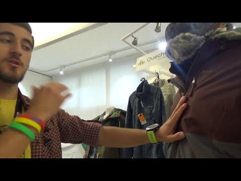 Decathlon: Abbigliamento montagna e trekking #condivivi