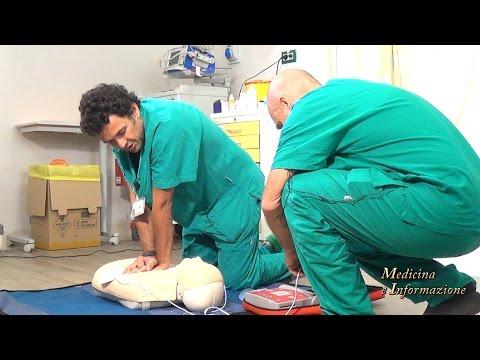 Le Manovre di Rianimazione Cardiopolmonare in caso di arresto cardiaco