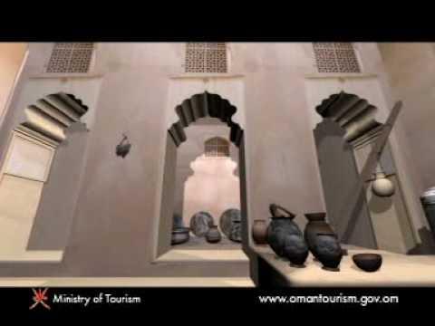 Jabreen Castle Virtual Tour- Ministry of Oman Tourism