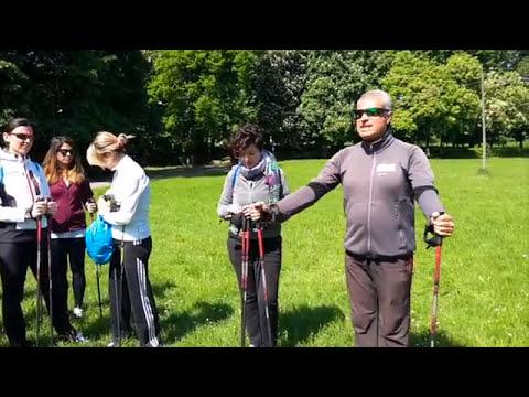 Il Nordic Walking al Parco di Monza con Decathlon #paoladisportivoDecathlon