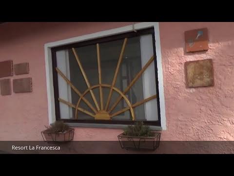 Resort La Francesca a Bonassola in Liguria