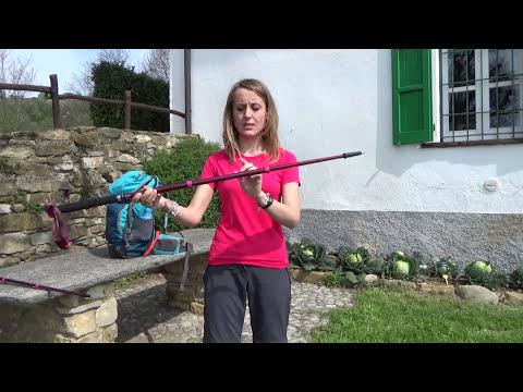 Zaino e bastoncini Quechua : presentazione bastoncini Arpenaz 200