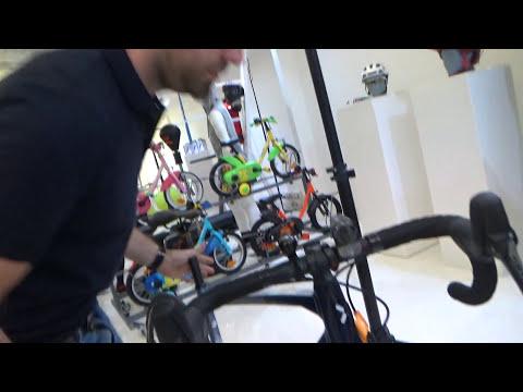 Decathlon: #condivivi - Bici BTWIN con freno a disco