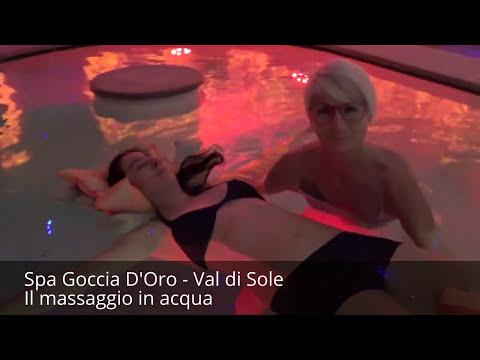 Massaggio Embrionale in Acqua - Hotel Tevini