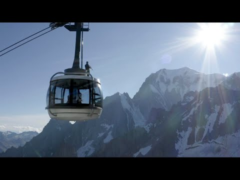 The Vertical Sound of Skyway Monte Bianco