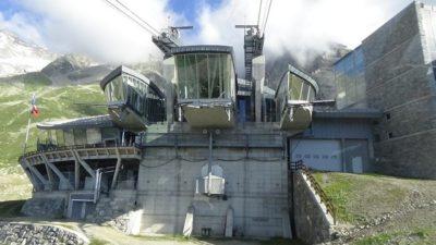 Skyway Monte Bianco: la montagna come non l'avete mai vista