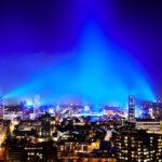 Ad Eindhoven l'opera d'arte più grande basata sulla luce