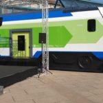Alta tecnologia, innovazione e sostenibilità: i nuovi treni 'Caravaggio' di FNM Group