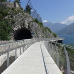 Pista ciclabile più affascinante d'Europa sul Lago di Garda