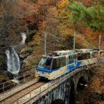 """Com'è dolce l'autunno a bordo del """"Treno del Foliage""""!"""