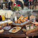 Dolomites Breakfast (colazione in baita), in Val Gardena
