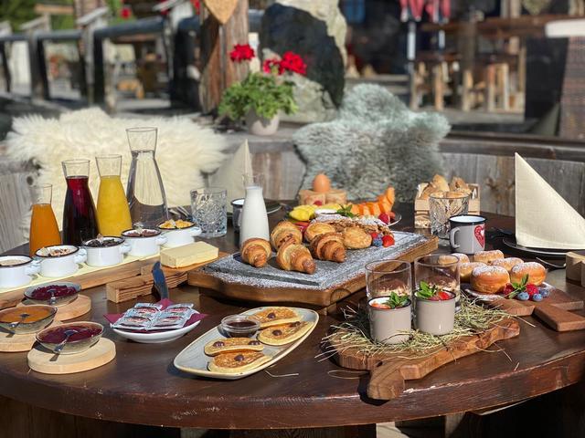 Dolomites Breakfast