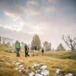 Escursioni e trekking con vista panoramica unica