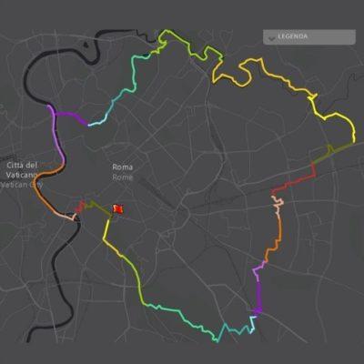 GRAB : come andare in bici dentro e attorno a Roma