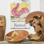 Gallo Rosso è cool con i suoi prodotti di artigianato