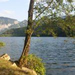 I laghi della Valsugana in bicicletta