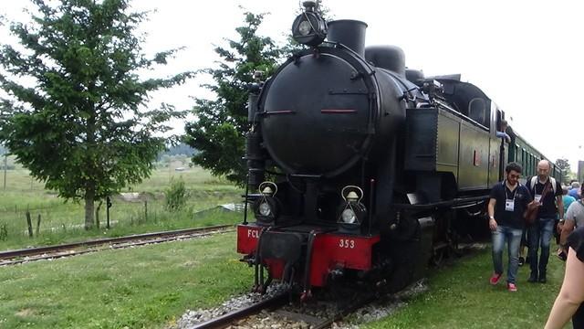 Il Treno a vapore della Sila