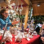 Il mercatino di Natale Green di Trento