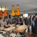 In Valtaro (PR) è possibile visitare una liuteria