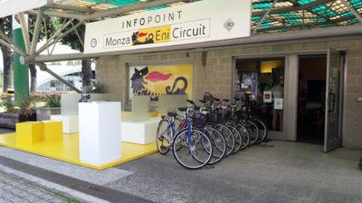 Infopoint Monza Eni Circuit