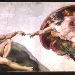 La Roccia di Adamo che ha ispirato Michelangelo