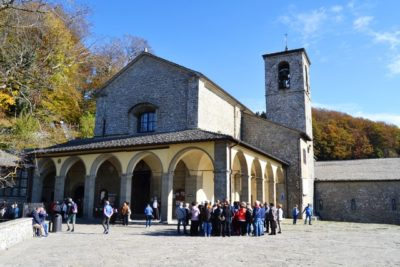 La Verna: il Santuario di San Francesco