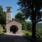 La chiesetta di San Giovanni Battista di Ramandolo