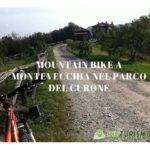Mountain bike a Montevecchia nel parco del Curone