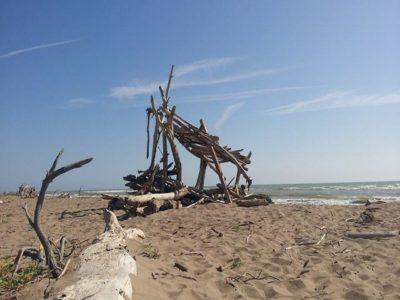Alla scoperta della spiaggia del Parco della Maremma