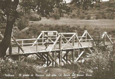 Passeggiata al ponte di Marisa