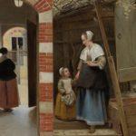 "Prima retrospettiva ""Pieter de Hooch a Delft"""