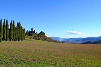 Castello di Romena in Casentino