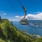 Sull'alto Garda il primo e-bike Park italiano