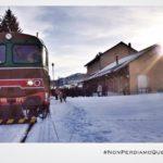 La Transiberiana d'Italia, il treno storico alla scoperta dell'Appennino!