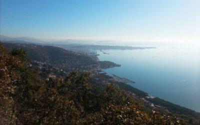 Trieste e il carso: una passeggiata sulla strada Napoleonica