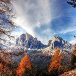 Vacanza in Autunno, in Trentino a godere lo spettacolo dell'enrosadira