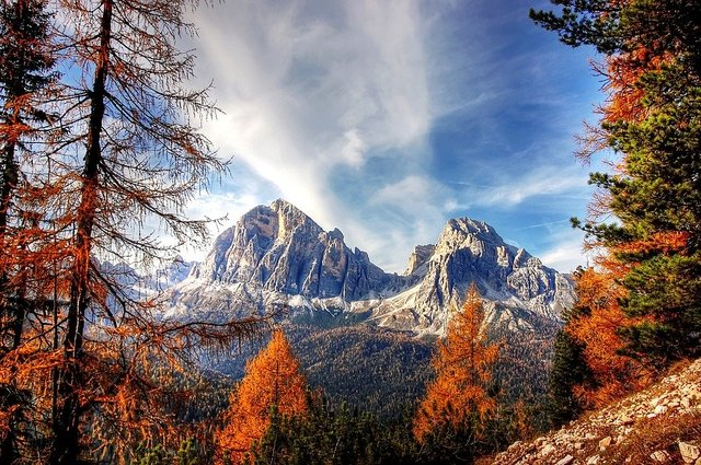 Vacanza in Autunno