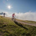 Val Gardena in Mountain-bike
