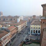 4 passi per Ferrara andando per novelle