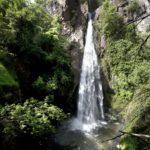 Le cascate di Regione Lana