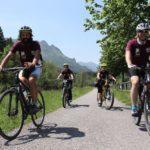 Pedalando sul Serio: sulla ciclabile della Val Seriana