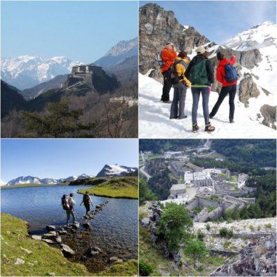 Le fortezze delle Alpi