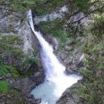 Le fantastiche Cascate del Rutor a La Thuile