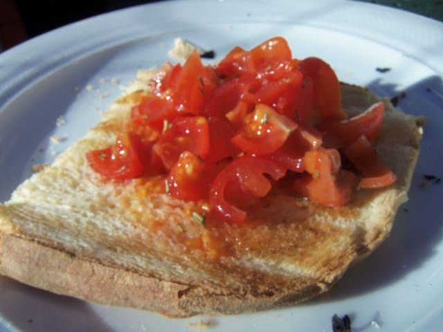 bruschetta-pomodoro