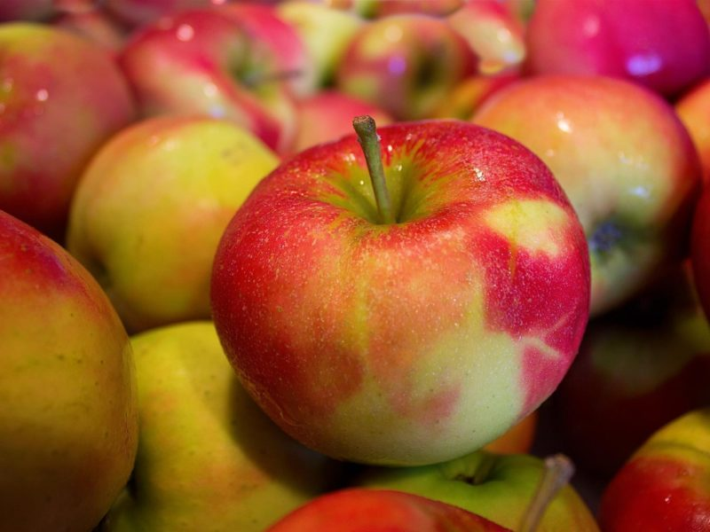 Krapfen alla mela