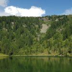 Parco Adamello Brenta escursione al Lago Nambino