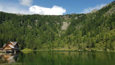 Parco Adamello Brenta escusione al Lago Nambino