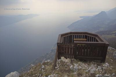 Il sentiero panoramico Cima Comer, tra i più belli del Lago di Garda