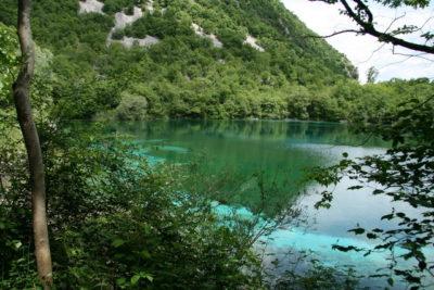 Alla scoperta del lago Cornino