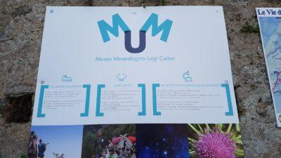 MUM Museo Mineralogico Luigi Celleri Isola d'Elba